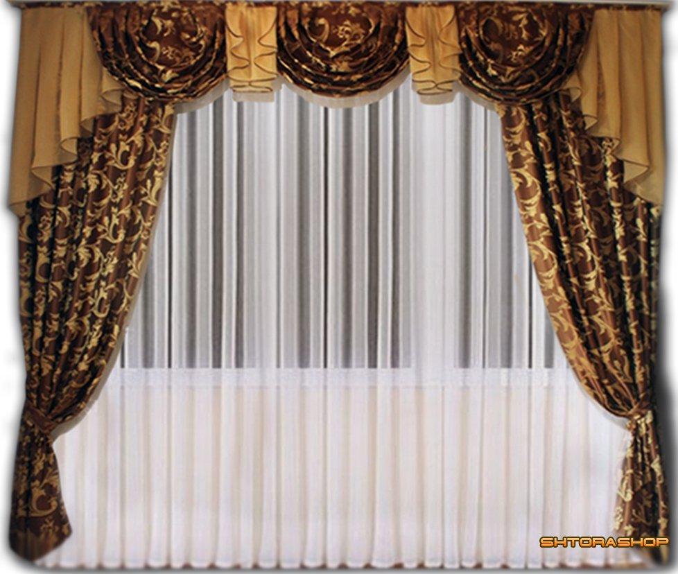 Фото шторы оптом