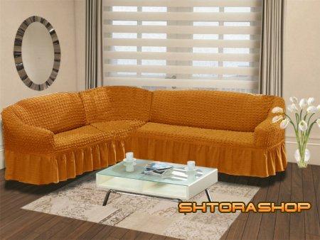 """""""ехлы на угловой диван нат¤жные"""
